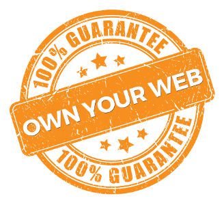 Our Online Company Own Your Web 100% Guarantee