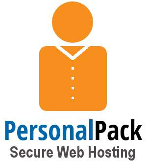 own your web personalpack secure web hosting from our online company